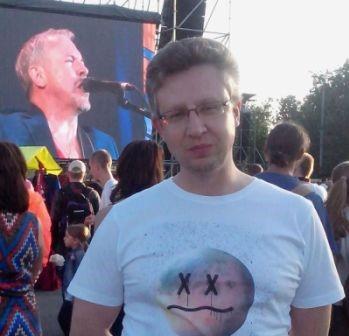 P.A.Kurochkin, moderator